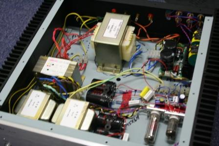 Hybrid Amplifier Internal 2