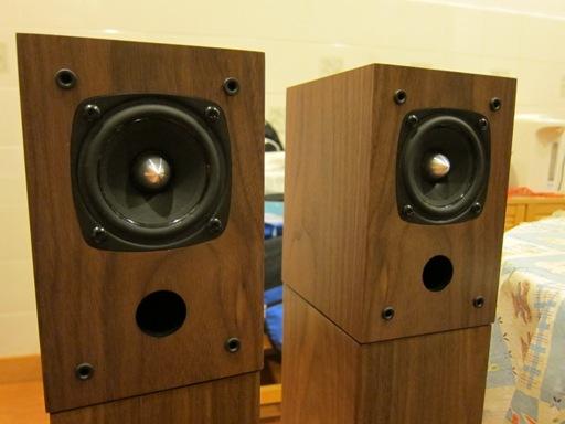 Tangband Speakers