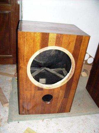 Tannoy Berkeley (finished 2)