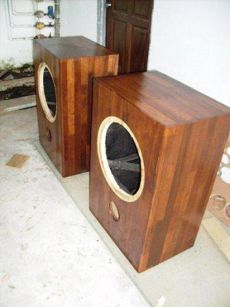 Tannoy Berkeley (finished)
