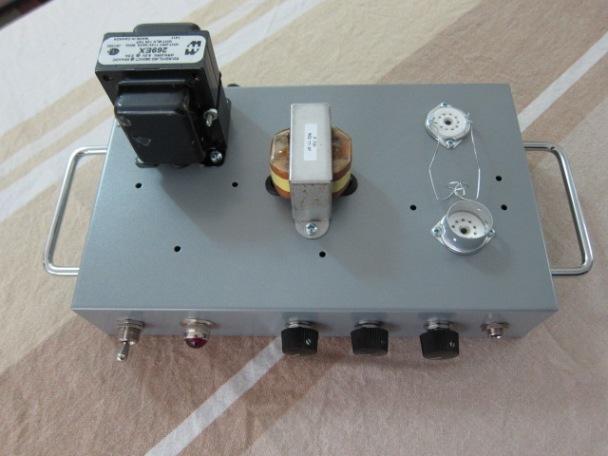 MOD 102 amplifier