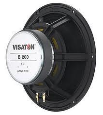 Visaton B200 Back