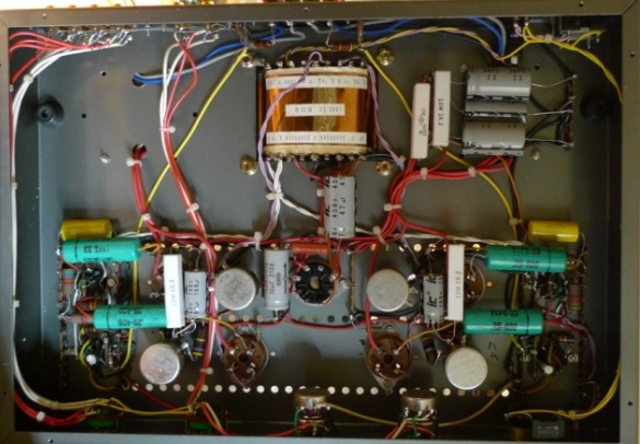 VT25 Push Pull Amplifier
