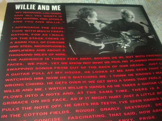 Story Tellers - Johnny Cash Willie Nelson Comments