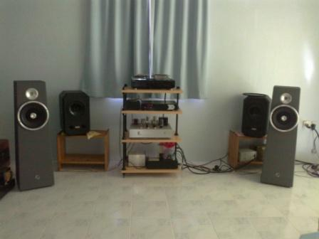 Ken's Audio System