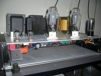 Carmen 300B Amplifier Front 1