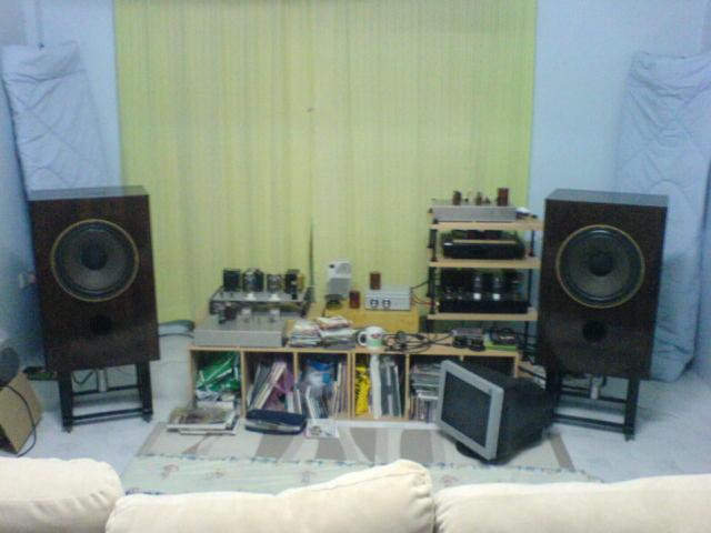 Ken's Previous Audio System