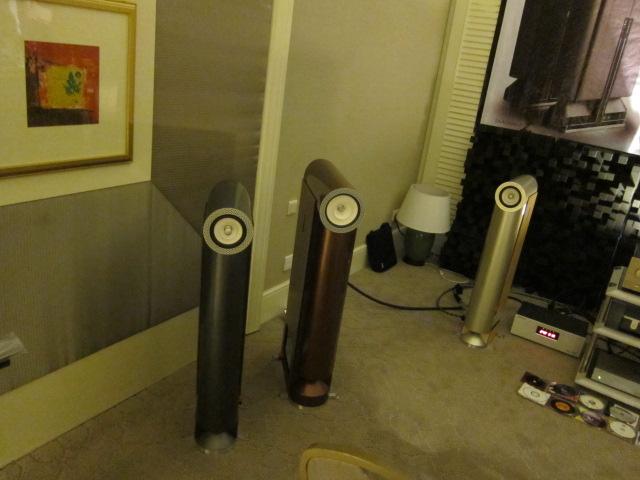 Rethm loudspeakers
