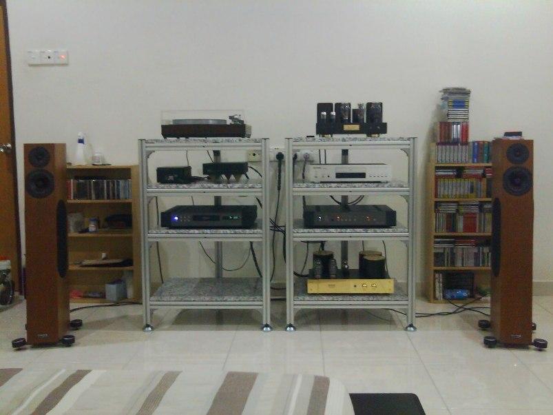 CF Audio System