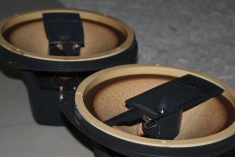 "Coral 10CX-501 25cm (10"") coaxial full range speaker"