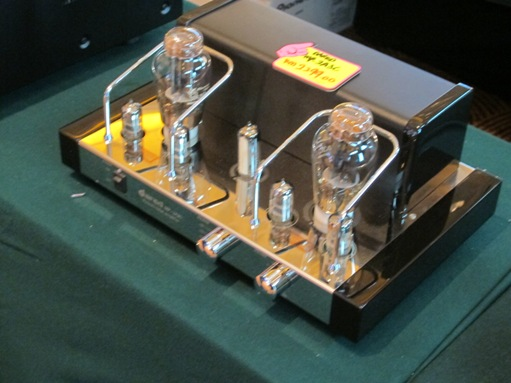 Dared 2A3 Amplifier