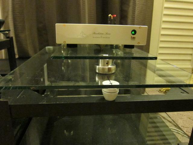 FM Acoustics FM108 power amplifier