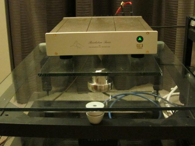 FM Acoustics FM108 amplifier