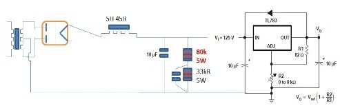 TL783 Voltage Regulator