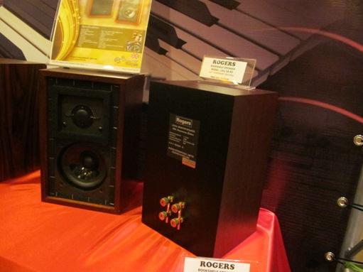 KLIAV 2011 LS3/5A : Rogers LS3/5a 65th Anniversary Loudspeaker
