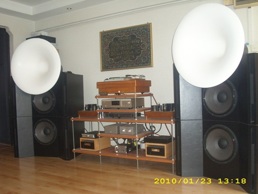 Johari Audio System