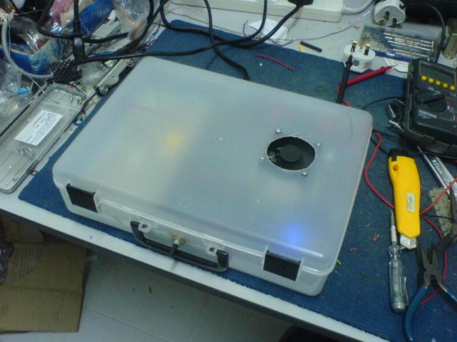 Tripath TK2050 Amplifier Outlook