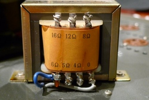 VT25 Output Transformer