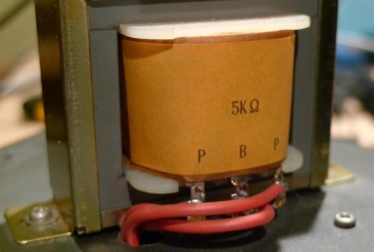 VT25 Push Pull Output Transformer