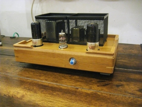 Zephyr6SE Amplifier