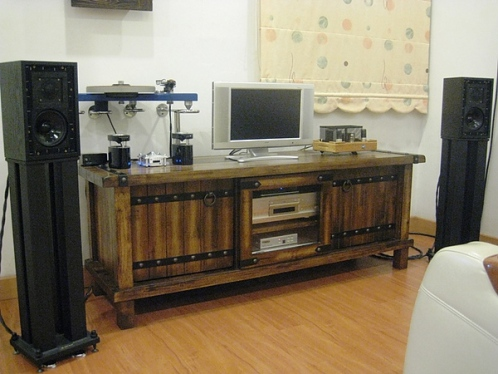 Zephyr6SE Amplifier with LS3/5a
